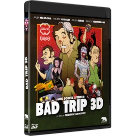Bad Trip 3D (Blu Ray)