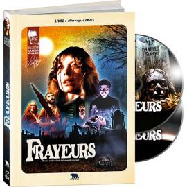 Frayeurs (Livre/BluRay/DVD) - Préco