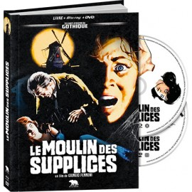 Le moulin des supplices (Mediabook BluRay/DVD)