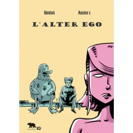 L'Alter Ego - BD