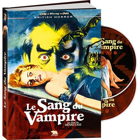 Le sang du vampire A