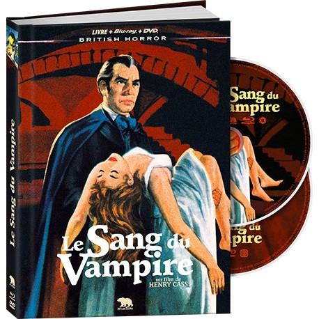 Le sang du vampire (Cover B)