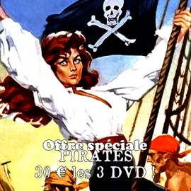 Offre 3 DVD Piraterie