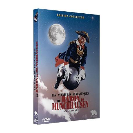 Les aventures fantastiques du Baron de Münchhausen