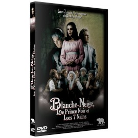 Blanche-Neige, le prince noir, et les sept nains