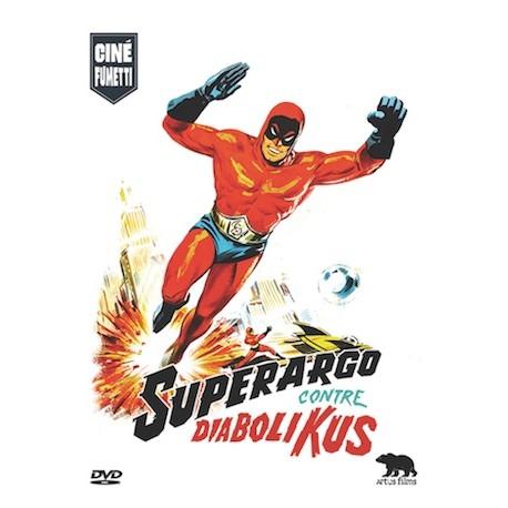 Magnet Superargo contre Diabolikus