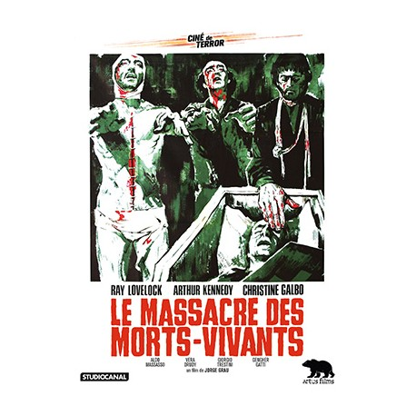 Magnet Le massacre des morts-vivants