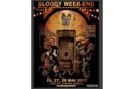Le Bloody week-end, un festival qui grandit