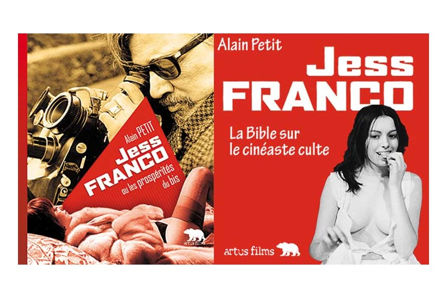 La Bible sur Jess Franco disponible !
